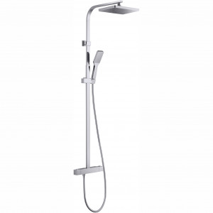 Euroshowers Duschsystem Square